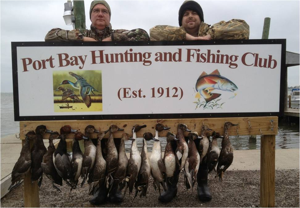Hunting port bay hunting and fishing club for The hunt and fish club